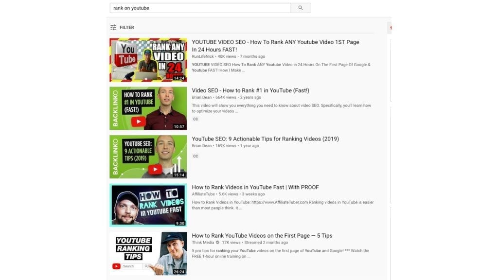 examples of youtube thumbnails that are amazing
