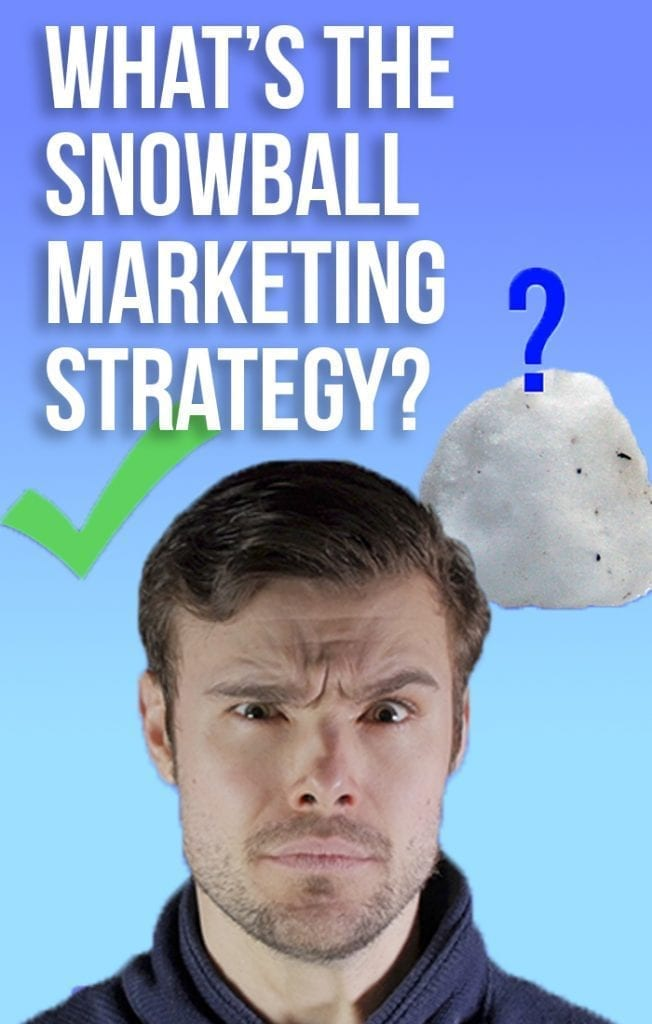 how to grow your business' online presence snowball marketing