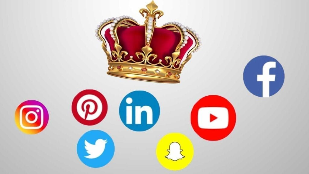 which social media network is best 2019
