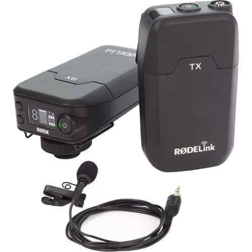 the rode link will help you improve the audio quality on your videos