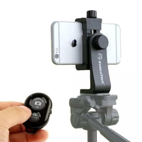 Phone holder for filming better videos using your phone