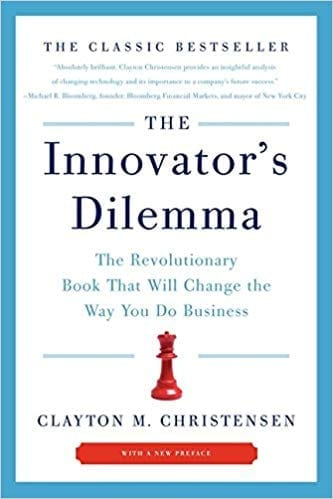innovators dilemma is a great business tip round up