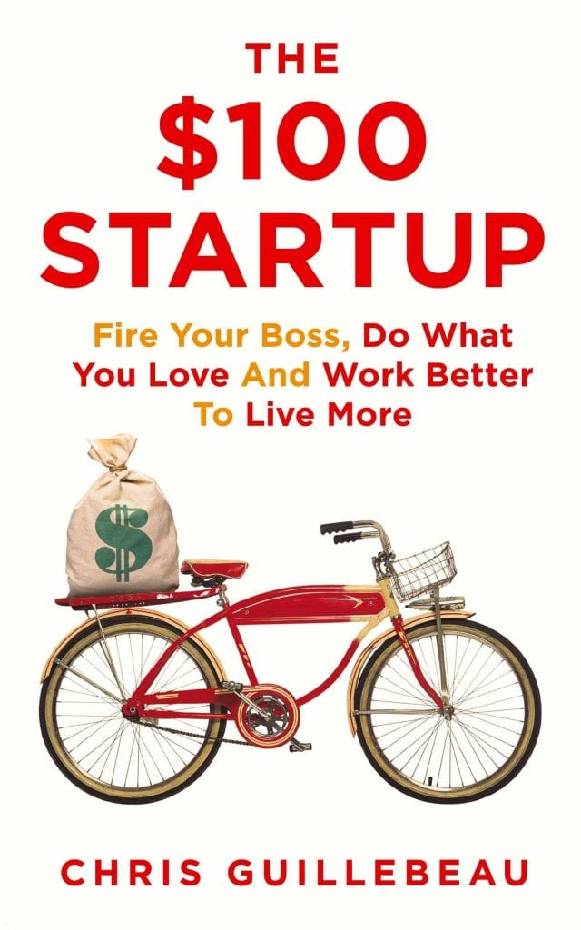 the $100 start up best business book for small business