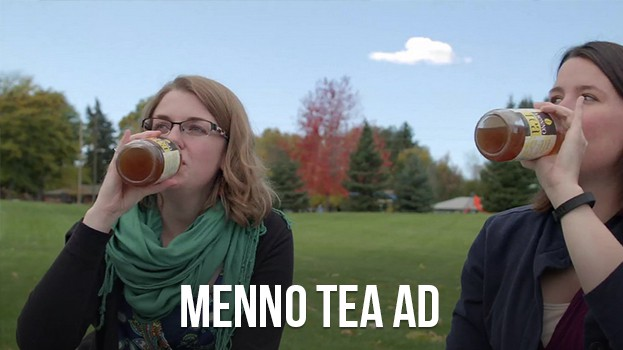 menno tea promotional video drinking teas