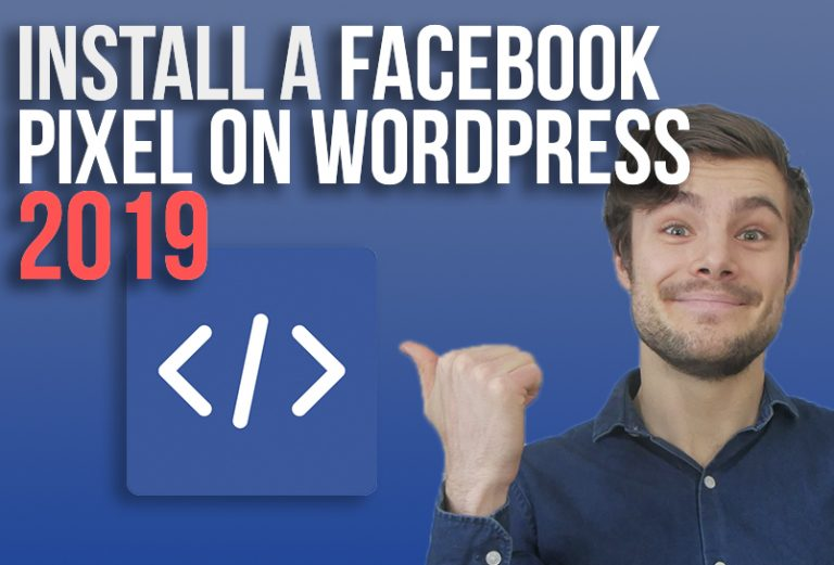 Pointing at Facebook Pixel WordPress