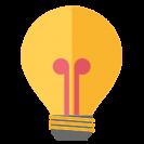lightbulb brainstorming