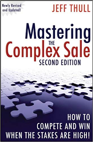 Mastering the complex sale book cover