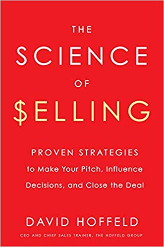 the science of selling red book cover